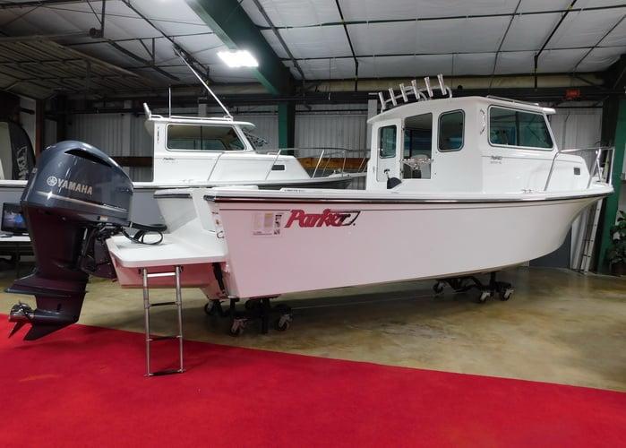 2021 Parker 2520 Sport Cabin