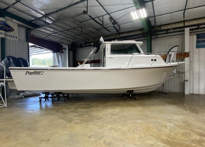 2021 Parker 2820 XLD Sport Cabin