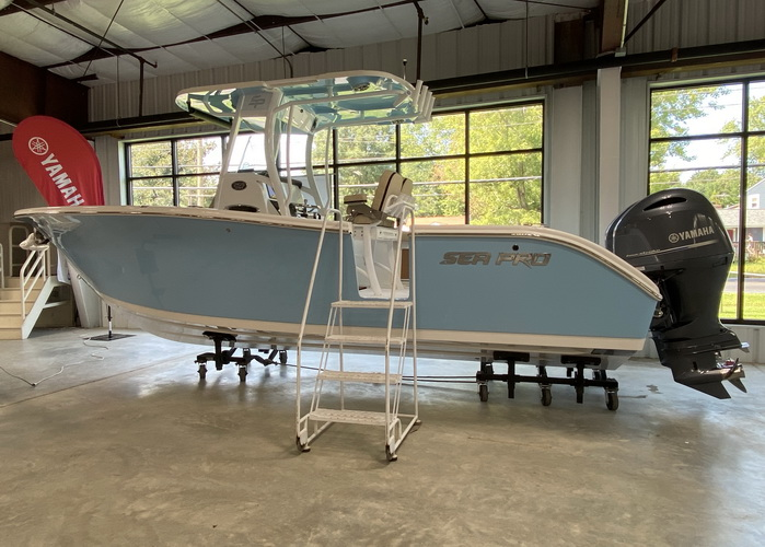 2022 Sea Pro 259 DLX CC