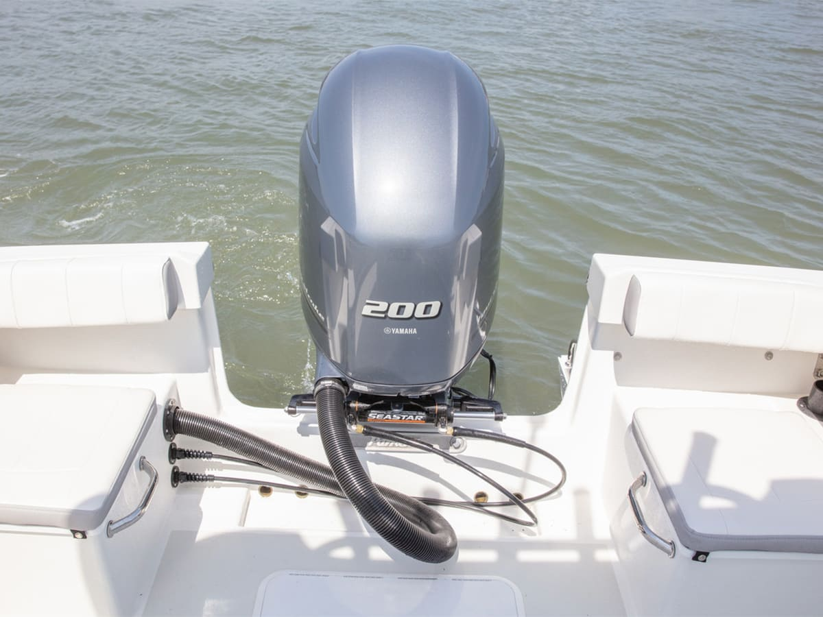 Outboard-Repower